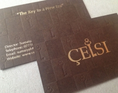 Sanctum business cards