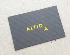 Altida business card