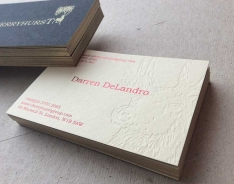 Cherryhurst business card
