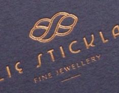 Ellie Stickland Business Cards