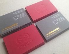 Scandinavian Retail business cards