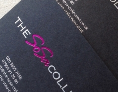 The SoSa Collection Business Cards