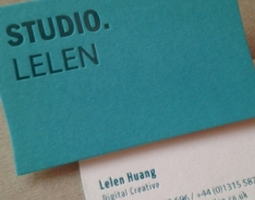 Studio Lelen Business Cards