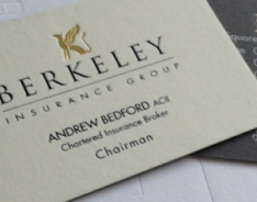 Berkeley Business Cards