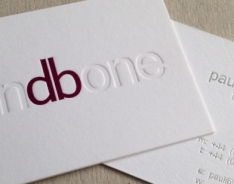 Sandbone Business Cards