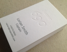 690 Business Cards