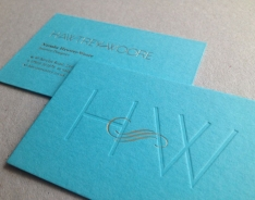 NHW business cards