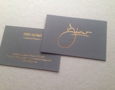 Jino business cards