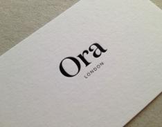 Ora business card