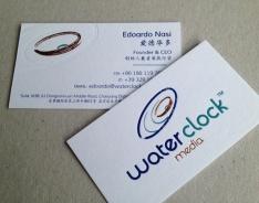 Edoardo Nasi business card