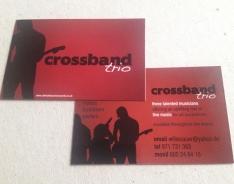 Crossband Trio Premium business card
