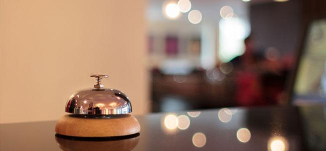 customer service bell image