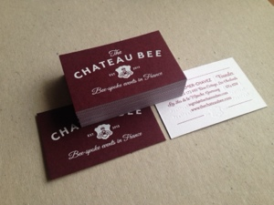 Printed Premium Business Cards